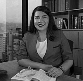 Verónica Meza Abogada de Puente & Asociados Ecuador