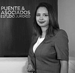 Geovanna González, Abogada Ecuador