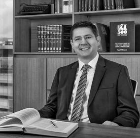 Henry Tobar Maruri, abogado Puente & Asociados