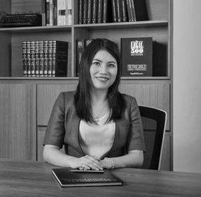 Paola Quezada, abogada de Puente & Asociados