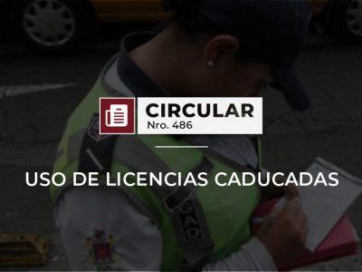 Licencias caducadas