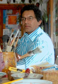 Miguel Betancourt, Ecuador