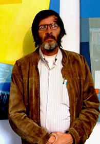 Marco Vásquez, pintor Ecuador